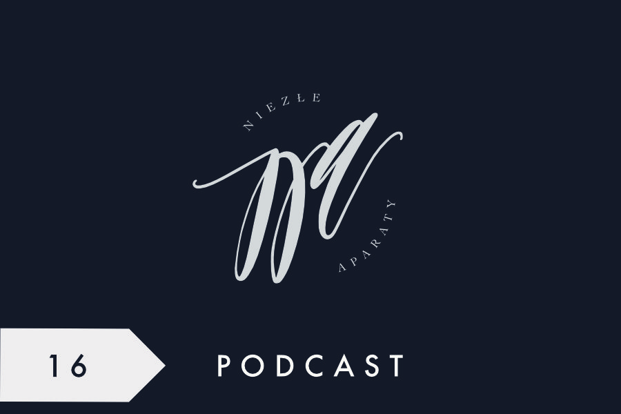 podcast niezle aparaty michal warda whitesmokestudio
