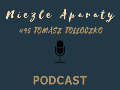 #45 Tomasz Tołłoczko