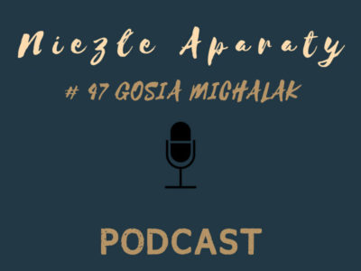 podcast gosia michalak