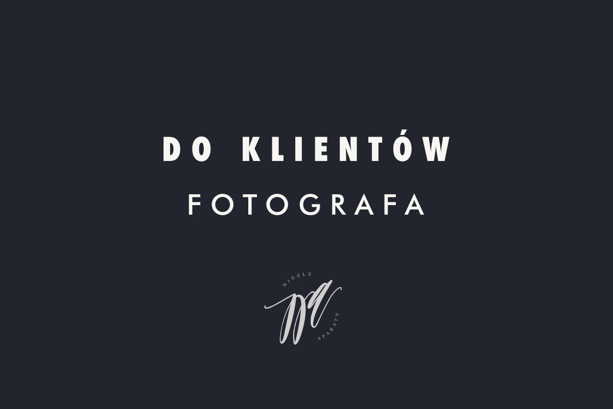 do klientow fotografa
