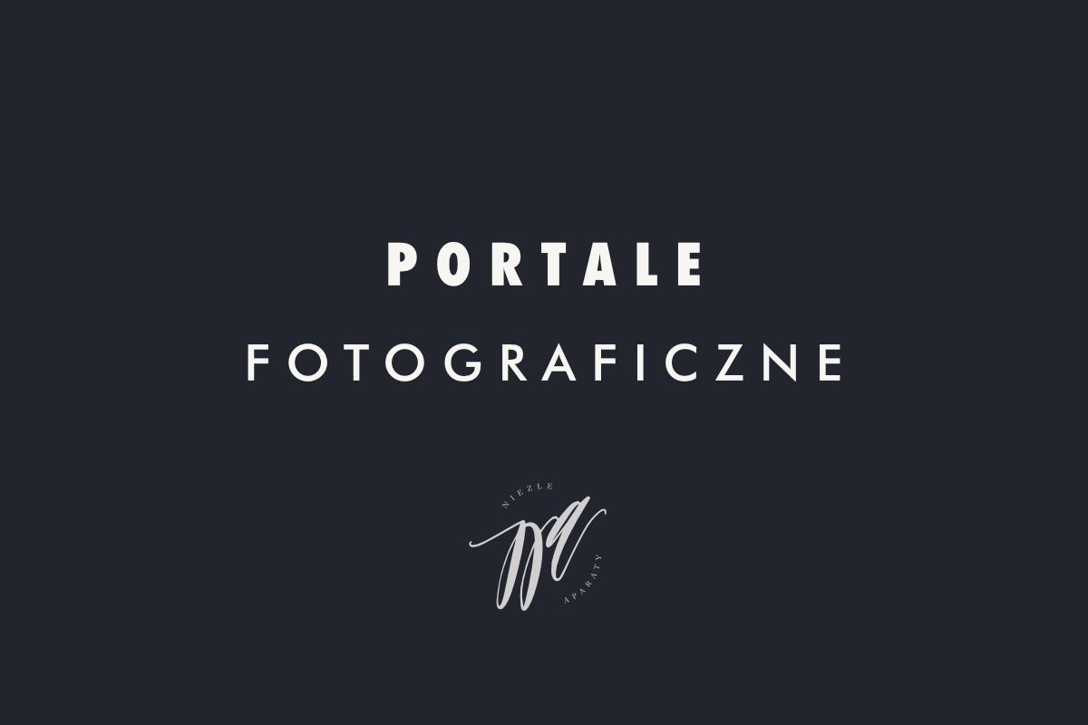 Portale i blogi fotograficzne