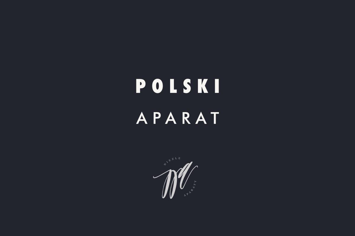 polski aparat fotograficzny