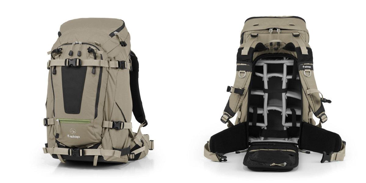 f-stop plecak fotograficzny tilopa
