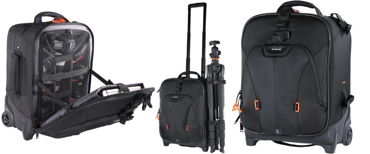 walizka dla fotografa do samolotu