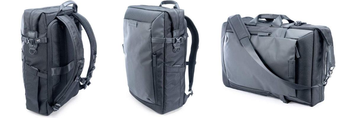 plecak i torba foto 2w1 vanguard