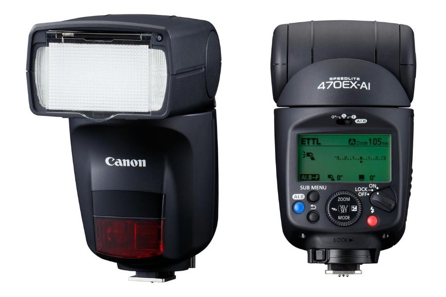 lampa blyskowa Canon 470EX-Ai