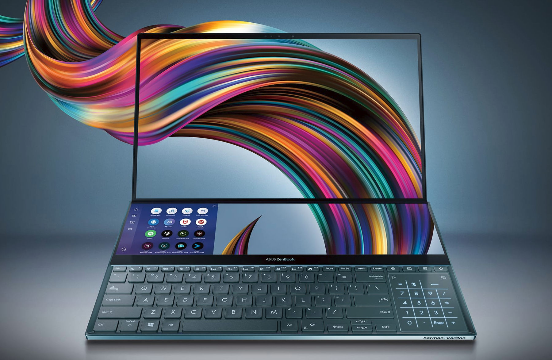 laptop dla fotografa Asus UX 581