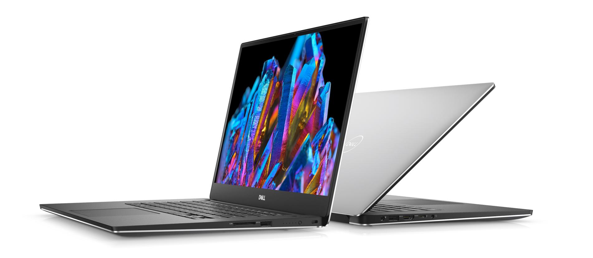 laptop fotograficzny Dell XPS 15