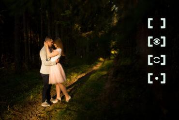 Najlepsze tryby pomiaru światła w aparacie, z którym najłatwiej robić zdjęcia?