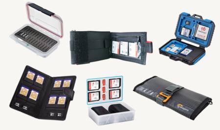 Jak przechowywać karty pamięci?