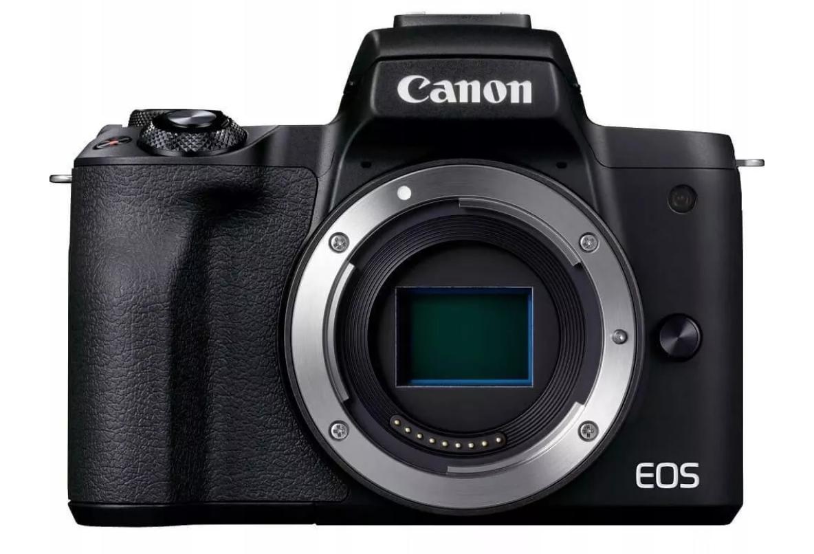 aparat dla amatora canon