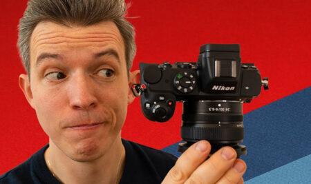 Nikon Z5 – pełna klatka na każdą kieszeń